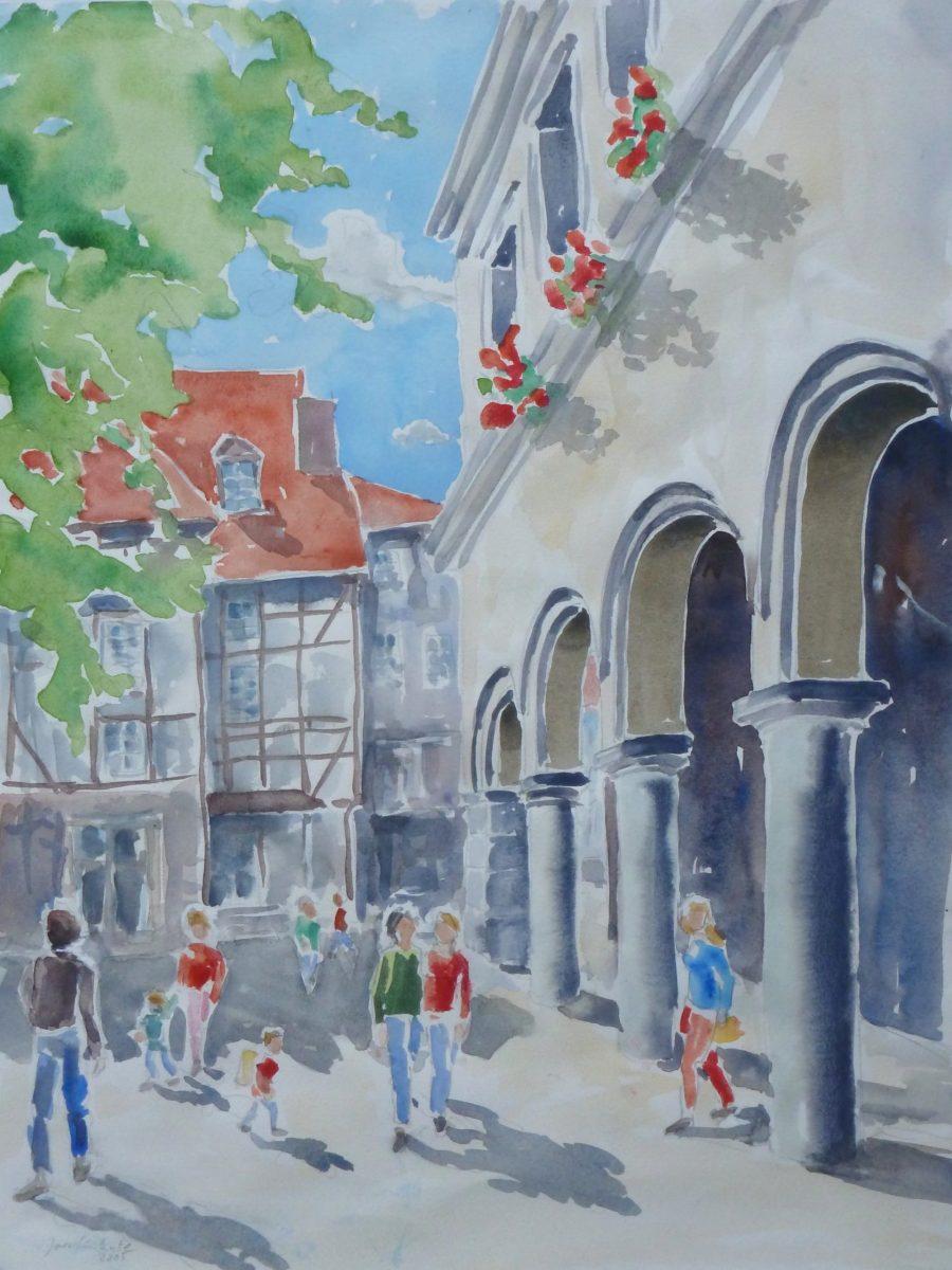 Altes Rathaus der Stadt Unna, 2005