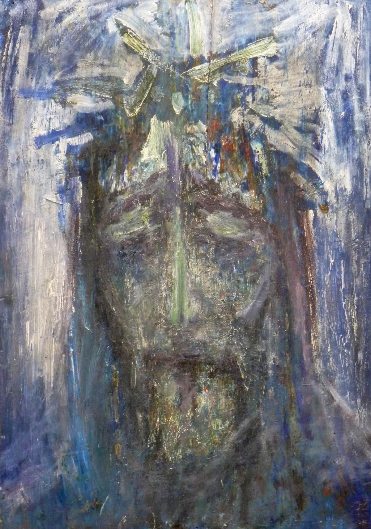 Jesus mit Dornenkrone, 1974 bis ca. 1996
