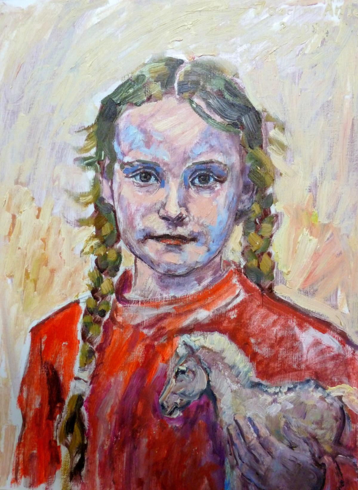 Gesina, Öl, 2004
