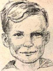 Joachim Ante in jungen Jahren